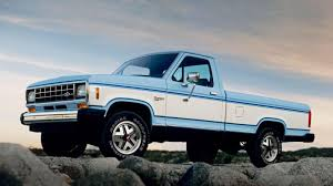 The Lovable Ford Ranger Emerged As A Hero Out Of Recession And War