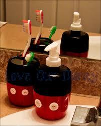 minnie mouse bathroom set realie org