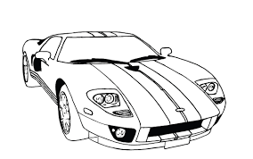 Hot Wheels Race Cars Coloring Pages Pictures Car Free Full Size