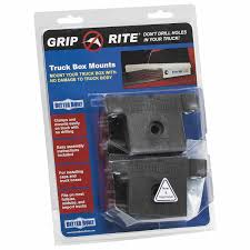 Better Built Grip Rite No-Drill Truck Tool Box Mounting System | EBay Better Built 79212435 Sec Series X2 Standard Single Lid Crossover 615 Truck Tool Box Black North State Auctions Auction Big Ross Downsizing Event Item Awesome Murdoch S Crown Inspiring Provide Quite As Easy Access A Gullwing Or Weather Guard 715 In Steel Low Profile Saddle Black1205 Shop 60in X 12in 16in Alinum Universal Boxes At Lowescom Grip Rite Nodrill Mounts Walmartcom