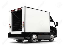 100 Black Truck Box Small Back View Stock Photo Picture And Royalty