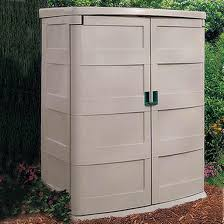 Suncast Shed Accessories Canada by Suncast Vertical Garden Shed 138476 Patio Storage At