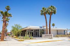 100 Palm Springs Architects The MidCentury Modern Design In