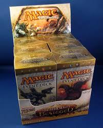 mtg deck standard mirrodin besieged event decks deck lists magic the gathering