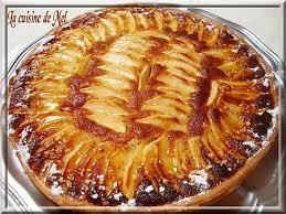cuisine tarte aux pommes tarte aux pommes caramel la cuisine de mél