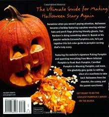 American Flag Pumpkin Carvings by Extreme Pumpkins Diabolical Do It Yourself Designs To Amuse Your