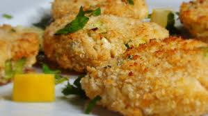 Baked Crab Cakes with Panko Recipe Lyndsay the Kitchen Witch