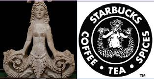 Another Serpent Legged Goddess From Ancient Crimea And The Original Starbucks Logo