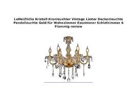 lemeizhijia kristall kronleuchter vintage l ster