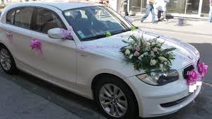 déco voiture mariage quelques bonnes idées