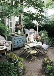 Gallery Of Amazing Country Garden Decor Cottage Style Outdoor Furniture Rustic