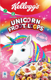 Kelloggs Unicorn Froot Loops 1