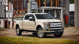 2017 Ford F-350 Super Duty Crew Cab Pricing, Features, Ratings And ...