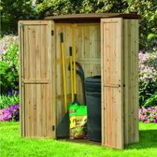 Suncast Vertical Storage Shed Home Depot by Suncast 2 Ft 3 4 In X 2 Ft 8 In Resin Vertical Storage Shed
