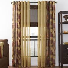 Jcpenney Sheer Grommet Curtains by Studio Chandon Grommet Top Sheer Panel Jcpenney Home