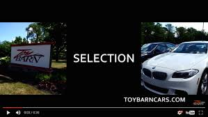 Toy Barn Commercial - Selection AUG2016 - YouTube Toy Barn To Grow Inventory Of Cars Under 40k Columbus Performance Exotic Luxury Used Car Dealership In And Grease Lightning Toybarn Connect4humanity Startpagina Facebook Building A Lead Paint Dangers Youtube Toybncars Twitter The Dublin Is Pleased Offer This Absolutely Ohio Owner Gunning For Better More Making Move Likely