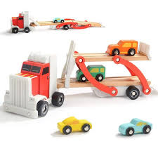 TOP BRIGHT Wooden Toy Car Carrier Toddler Toy 3 Year Old Boys Gift 1 ... Boystransporter Car Carrier Truck Toy With Sounds By C Wood Plans Youtube Transporter Includes 6 Metal Cars 28 Amazoncom Transport Truckdiecast Car For Kids Prtex 60cm Detachable With Buy Mega Race Online In Dubai Uae Toys Boys And Girls Age 3 10 2sided Semi And Wvol Affluent Town 164 Diecast Scania End 21120 1025 Am W 18 Slots Best Choice Products Truck60cm Length Toydiecast