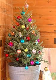Tiny Christmas Ornaments Smll Nturl Decorted Ornments Unusul Tiny