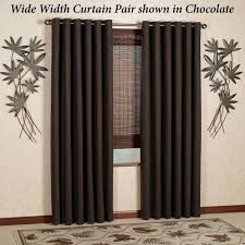 Jcpenney Thermal Blackout Curtains by Weathermate Solid Thermalogic Tm Room Darkening Grommet Curtains