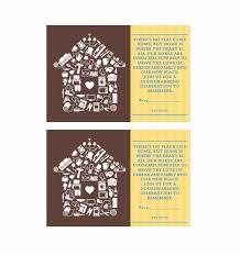 Printable Housewarming Invitation Template 13