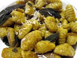 Pumpkin Gnocchi Recipe With Sage Butter by Pumpkin Gnocchi W Brown Butter U0026 Sage Snacko Backo