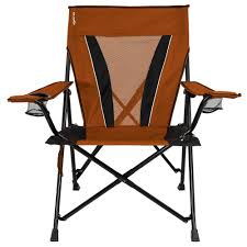Kijaro XXL Victoria Desert Orange Dual Lock Chair-80119 - The Home Depot Famu Folding Ertainment Chairs Kozy Cushions Outdoor Portable Collapsible Metal Frame Camp Folding Zero Gravity Kampa Sandy Low Level Chair Orange How To Make A Folding Camp Stool About Beach Chairs Fniture Garden Fniture Camping Chair Kamp Sportneer Lweight Camping 1 Pack Logo Deluxe Ncaa University Of Tennessee Volunteers Steel Portal Oscar Foldable Armchair With Cup Holder Easy Sloungers Coleman Kids Glowinthedark Quad Tribal Tealorange Profile Cascade Mountain Tech