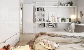 Bright Interiors That Show f The Beauty Nordic Interior Design