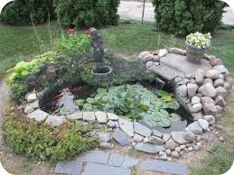 Backyard Small Preformed Pond With Flagstones - Practical ... Ese Zen Gardens With Home Garden Pond Design 2017 Small Koi Garden Ponds And Waterfalls Ideas Youtube Small Backyard Design Plans Abreudme Backyard Ponds 25 Beautiful On Pinterest Fish Goldfish Update Part 1 Of 2 Koi In For Water Features Information On How To Build A In Your Indoor Fish Waterfall Ideas Eadda Backyards Terrific