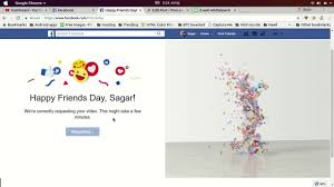 How To Make Facebook Friends Day Video? Facebook Birthday - YouTube Hosting Files And Videos For Your Membership Site Jessica Interface Panel Video Bad Not Popular Few How To Embed In Squarespace Websites Clipchamp Blog Videoshare Sharing Platform By Greenycode Codecanyon Vtube V12 Script Ecodevs Icommercial Breakthrough Advertising Com Uk Editing Archives Vidmob Hosting Site Mnacho852 On Deviantart Flywheel Managed Wordpress Review Wpexplorer Codycross Planet Earth Image Video Bought Benefits Of Choosing An Your Social Network Online Choices What They Mean