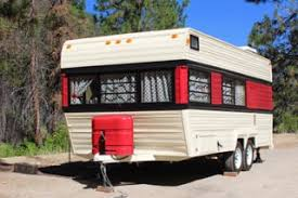 104 Restored Travel Trailers 1973 Terry Fleetwood 21 Ft Fully Trailer Vintage Camper