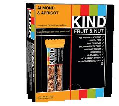 Amazon KIND Fruit Nut Bars