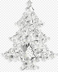 Christmas Tree Paper Chandelier Crystal