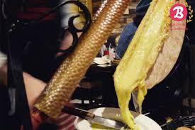 le chalet savoyard rue de charonne top des restaurants où manger une raclette ou une fondue
