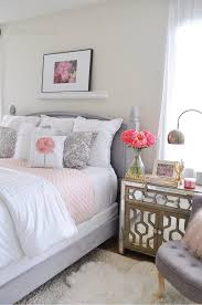 Large Size Of Bedroomcontemporary Pink Grey Gold Bedroom Pretty Ideas And