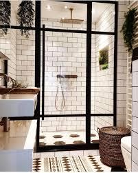 subway tile home house design bathroom inspiration