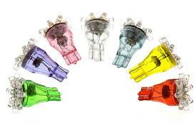 8 led malibu light bulb miniature wedge retrofit 39 lumens
