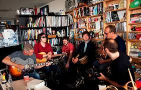 Paul Weller NPR Music Tiny Desk Concert