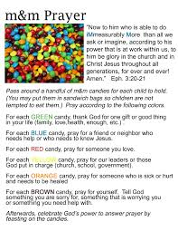 M Prayer Activity This Is A Really Cool Way To Teach Children How Pray