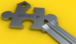 Cut Keys SUPER COOL Designer STAT KEYS