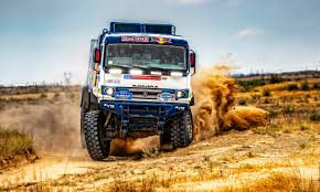 100 Redbull Truck Kamaz Rallying Vehicle Sand Red Bull Wallpaper And Background