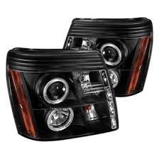 2004 Cadillac Escalade Custom & Factory Headlights – CARiD