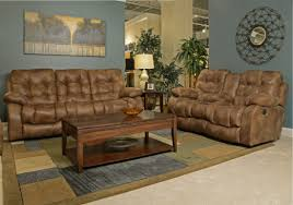 Watsons Patio Furniture Covers by Watson Almond Power Reclining Loveseat With Console From Catnapper