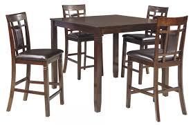 Bennox Pub Table & 4 Stools