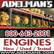 Adelman's Truck Parts - YouTube Truck Parts Inventory Adelmans Youtube New Engine Driveline And Exhaust Supplier 16v92tt Detroit Diesel Run Test 118 Branching Bubble 5 Lamps By Lindsey Adelman Clear Gold 3d Model In Dozens Of Suspected Stolen Cars Found Salvage Yard Nbc Chicago Aaron President Linkedin Mercedes Benz Om 906 La Diesel 2000 Pclick Pickup Van Competitors Revenue Differentials Heavy Duty Semi