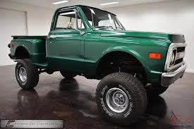 Chevy Truck V8 Mud Toy Four Wheel Drive Gmc 454 427 K10 Pertaining ...