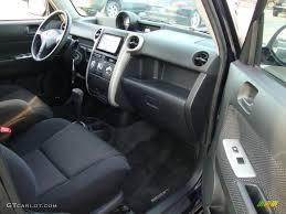 2006 Scion xB Standard xB Model interior