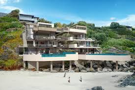 100 Beach House Architecture PCH Malibu Ryan Levis Architect Inc