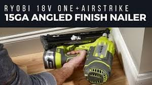 Norge Floor Nailer Troubleshooting by Ryobi Tools