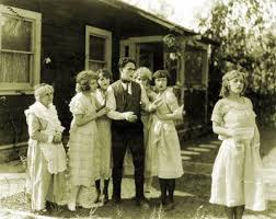 harold lloyd and mildred davis grandma s boy 1922 classic film