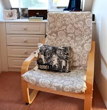 chair cover mix of whimsy